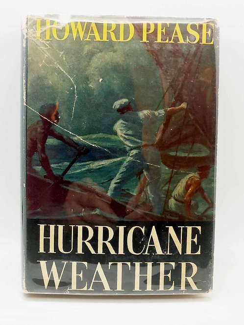 Hurricane Weather by Howard Pease