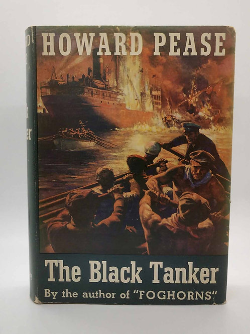 The Black Tanker by Howard Pease 1941