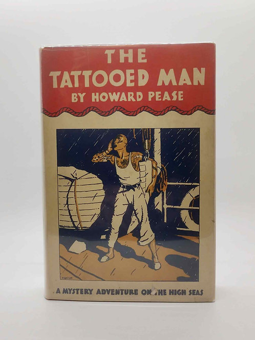 The Tattooed Man - SIGNED by Howard Pease