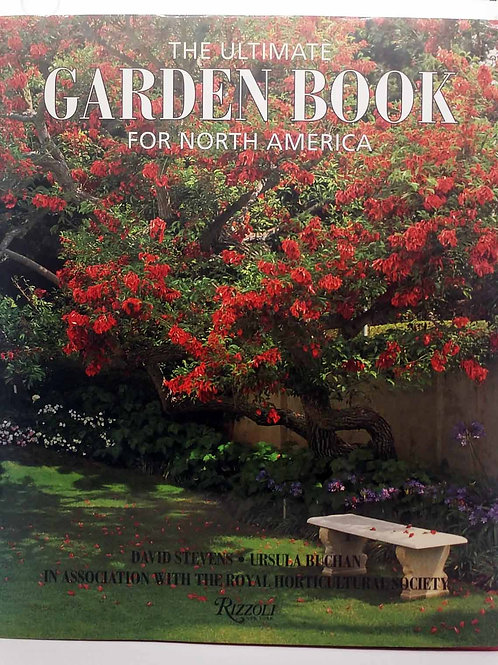 Ultimate Garden Book for North America by David Stevens