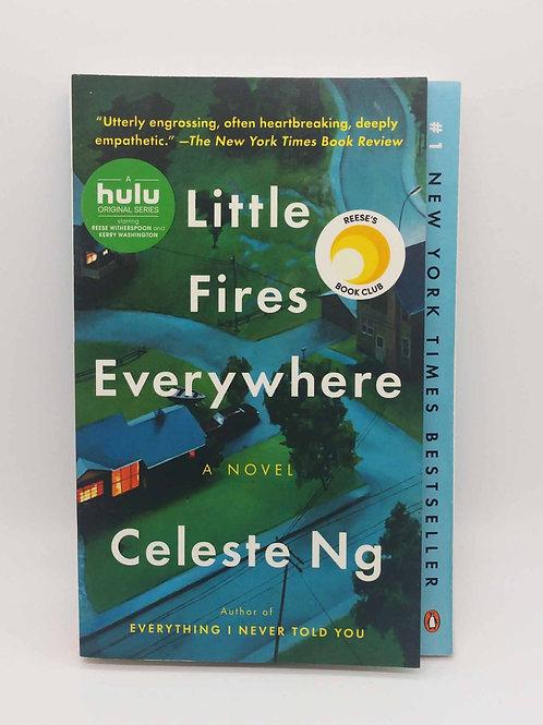 Little Fires Everywhere: A Novel by Celeste Ng