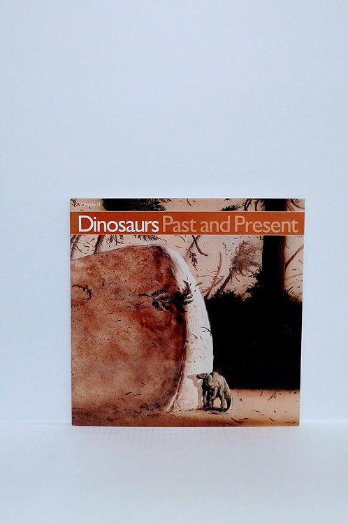 Dinosaurs Past and Present - Volume 2