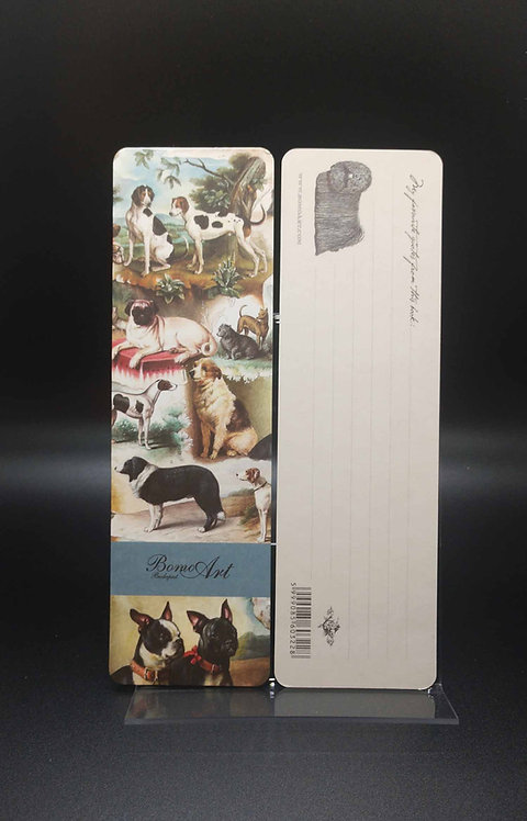"Bookmarks - Bomo Art ""Darling, The Dogs Are Alright"""
