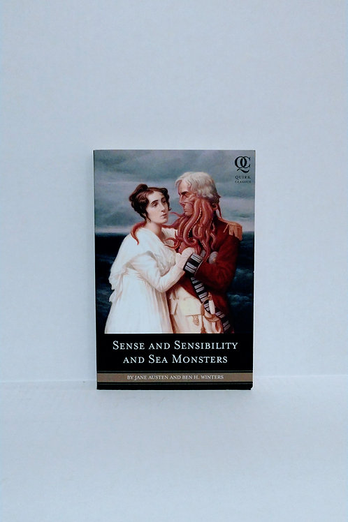 Sense and Sensibility and Sea Monsters by Ben H. Winters (Primary Contributor)