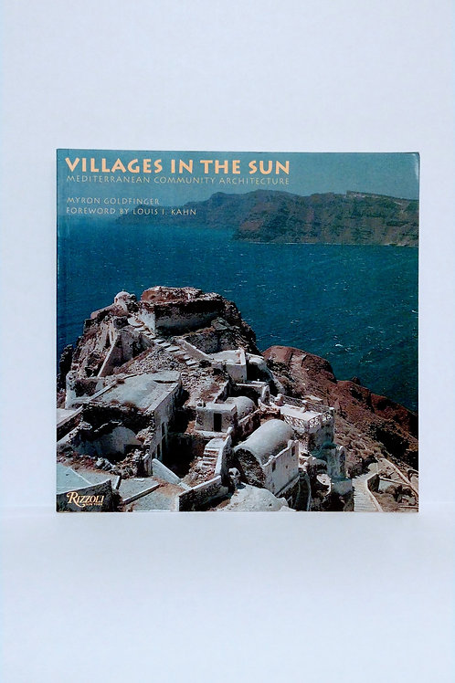 Villages In The Sun by Myron Goldfinger