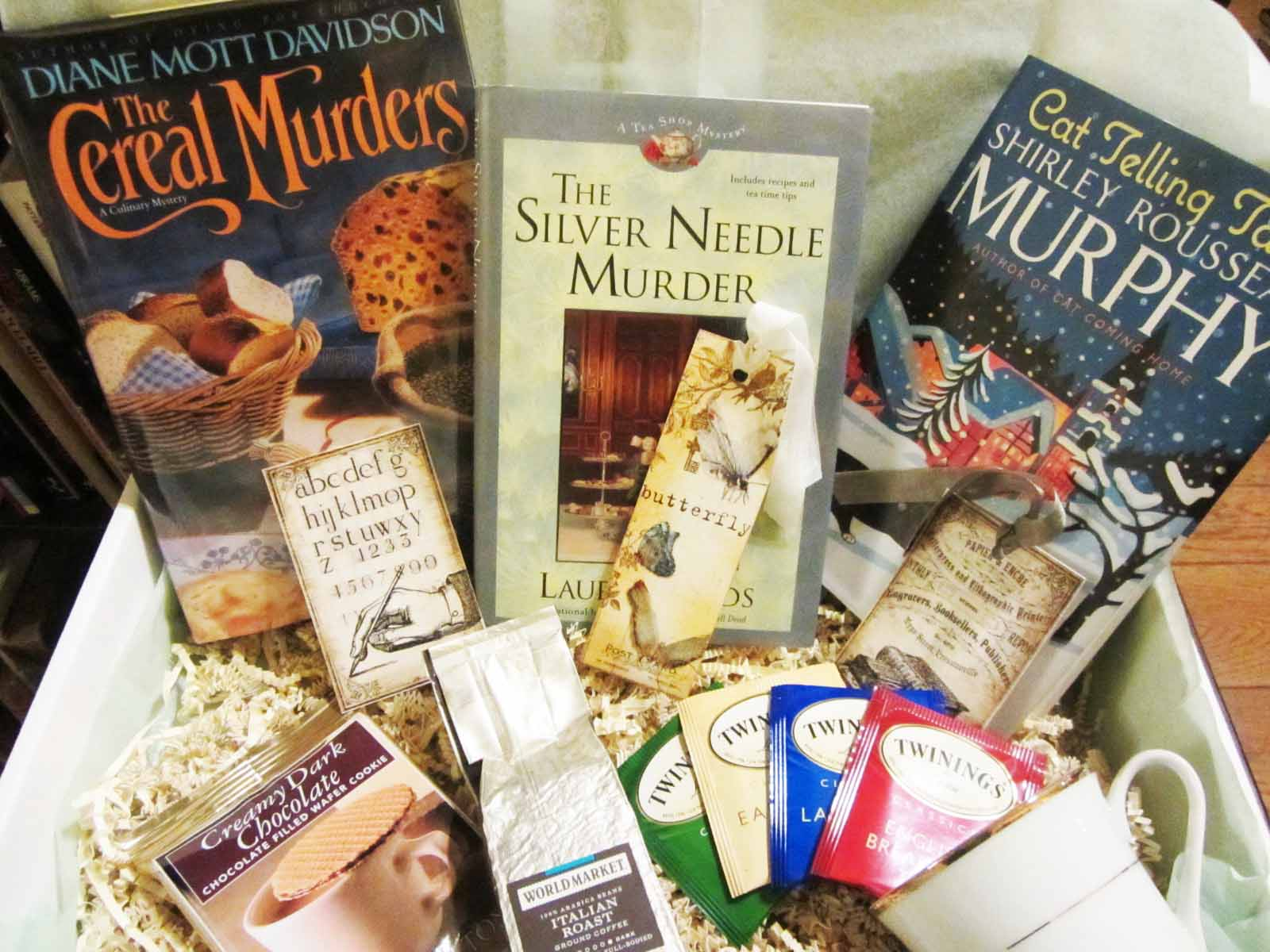Ardent Cozy Mystery Reader series
