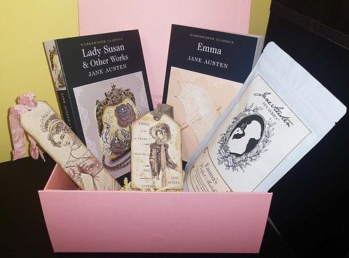 Jane Austen Reader - A Jane Austen Gift Box