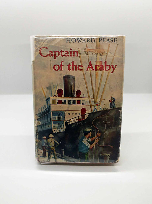 Captain of the Araby by Howard Pease