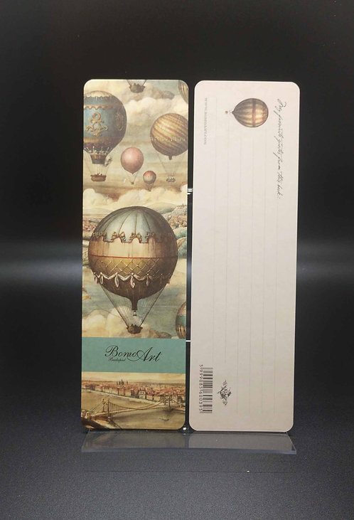 Bookmarks - Bomo Art Balloons