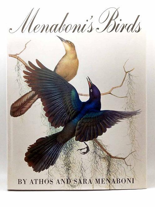 Menaboni's Birds by Athos and Sara Menaboni
