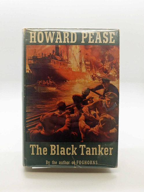The Black Tanker by Howard Pease