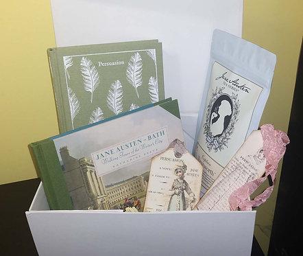 Jane Austen's Persuasion - A Jane Austen Gift Box