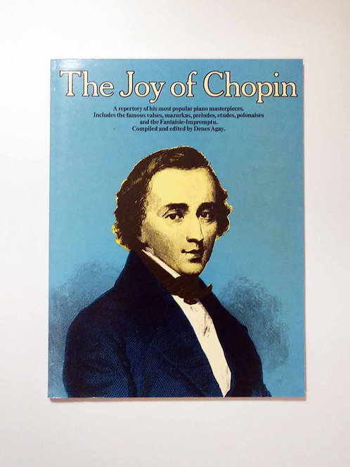 The Joy of Chopin: Piano Solo (Joy Of...Series)Frederick Chopin