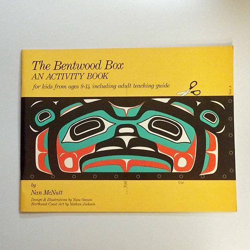 Bentwood Box An Activity Book by Nan McNutt