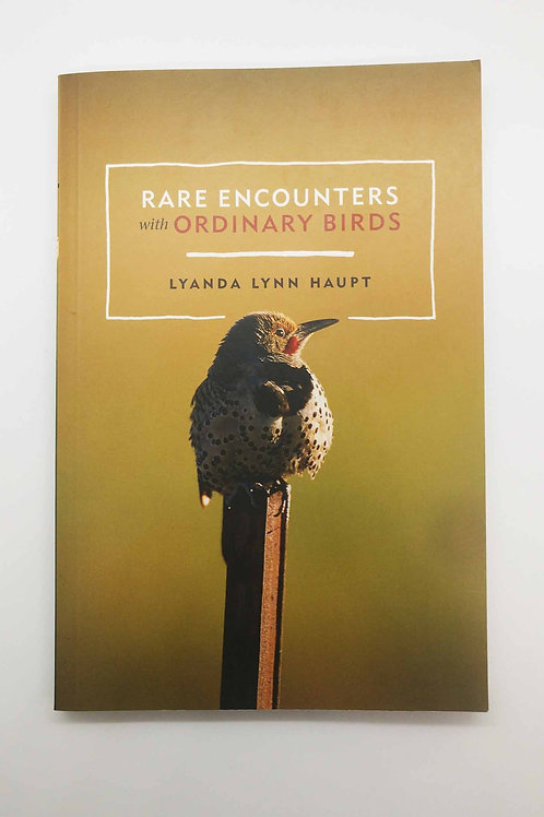 Rare Encounters with Ordinary Birds by Lyanda Lynn Haupt
