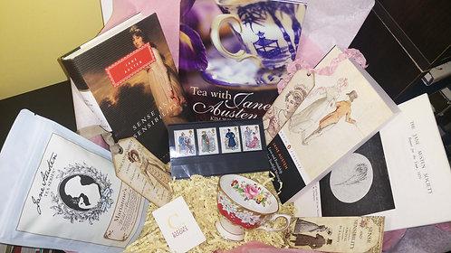 Tea with Jane Austen - A Jane Austen Gift Box