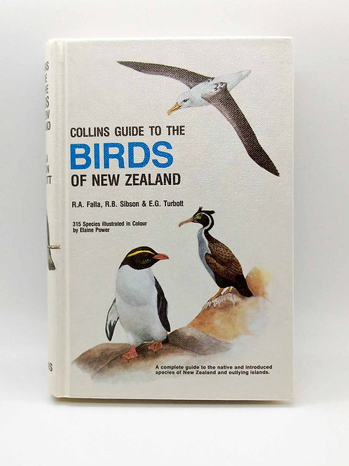 Collins Guide to the Birds of New Zealand