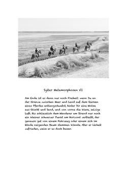 Sylter Metamorphosen Blatt 6