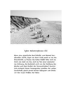 Sylter Metamorphosen Blatt 7