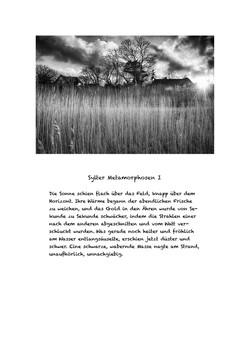 Sylter Metamorphosen Blatt 1