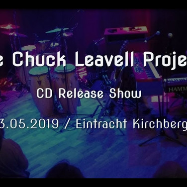 CD Release Show - The Chuck Leavel Project
