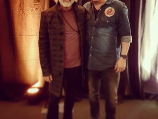 It's gonna be all about Chuck Leavell