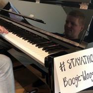 #stayathome Boogie Woogie challenge