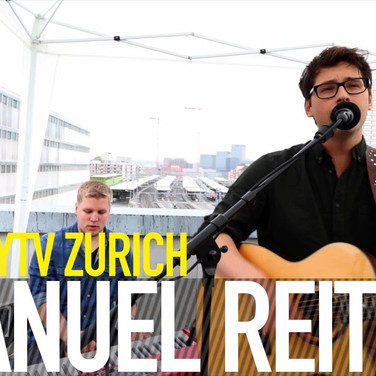 Emanue Reiter - Balcony TV - live