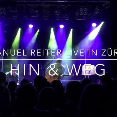 Emanuel Reiter - Hin & Weg Live