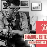 Emanuel Reiter - Hallo wie geht's dir - live session