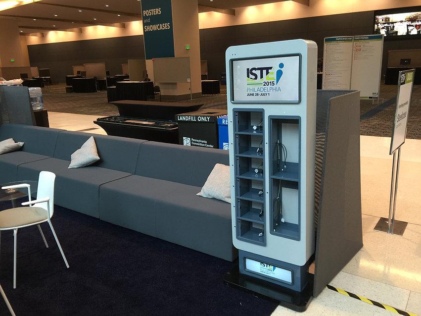 cell phone charging kiosk.JPG