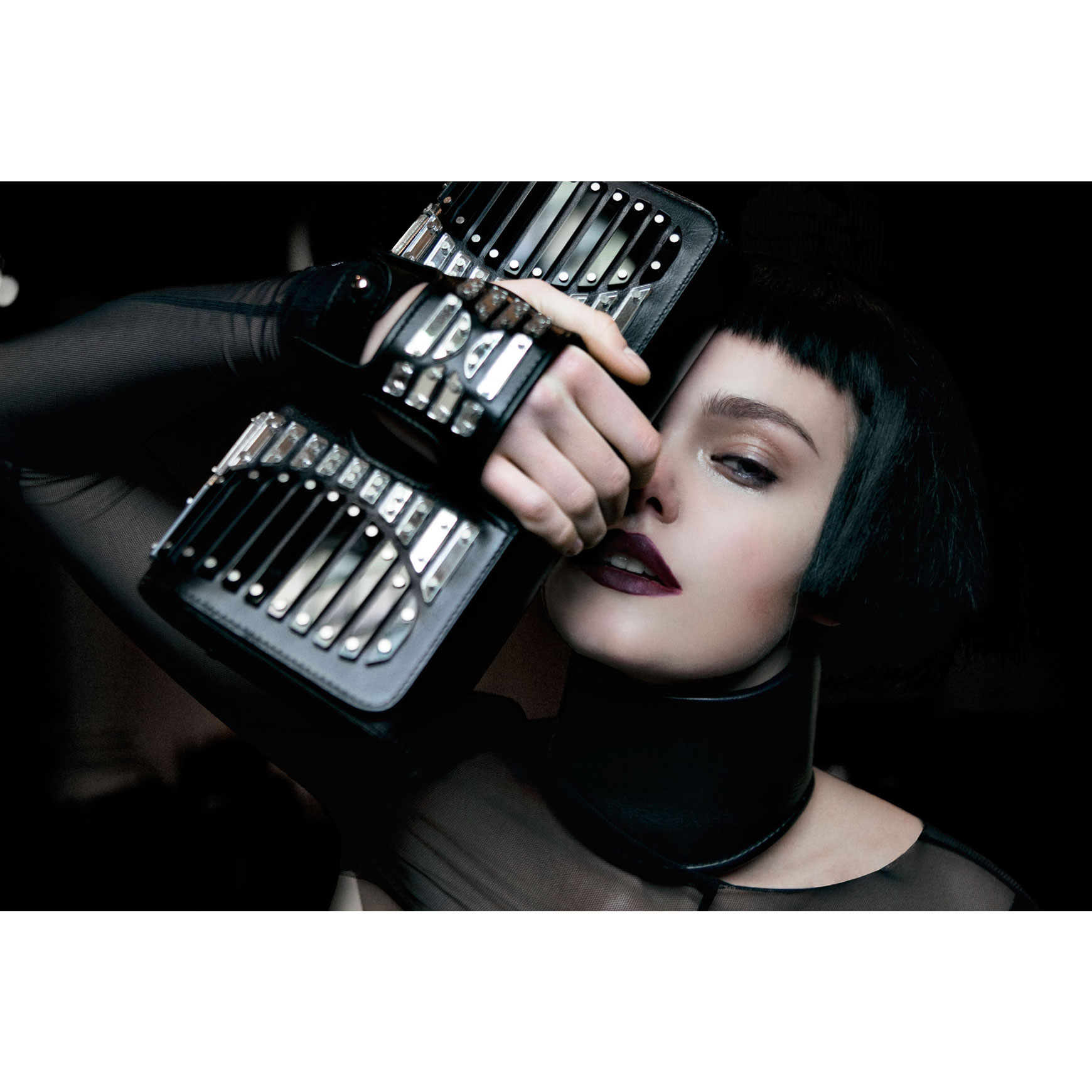 *Astro* clutch – Perrin Paris