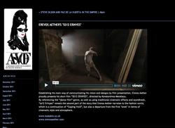 ASVOFF - short fashion film premiere