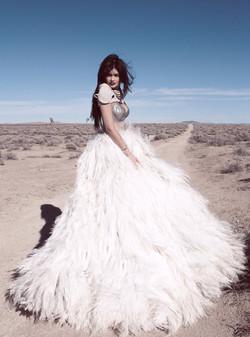 Kylie Jenner – in Desert photo shoot