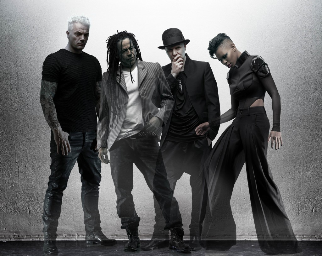 Skin of Skunk Anansie – Black Traffi