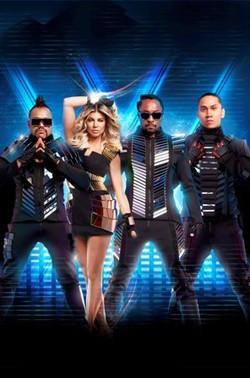 Black Eyed Peas – The Beginning Tour