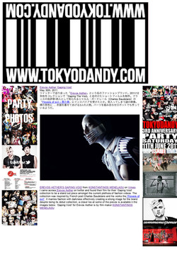Tokyo Dandy - article
