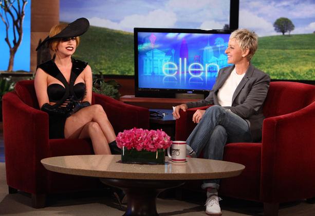 Lady Gaga – Ellen De Generes show