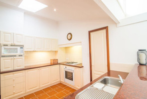 Carr St Kitchen Before