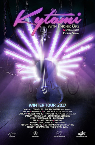 2017 CANADA WINTER TOUR