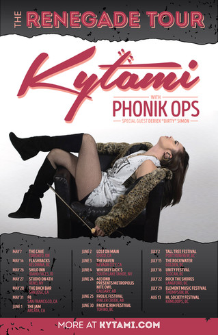 CANADA AND US SUMMER TOUR DATES ANNOUNCED