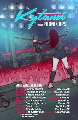 2018 WINTER TOUR