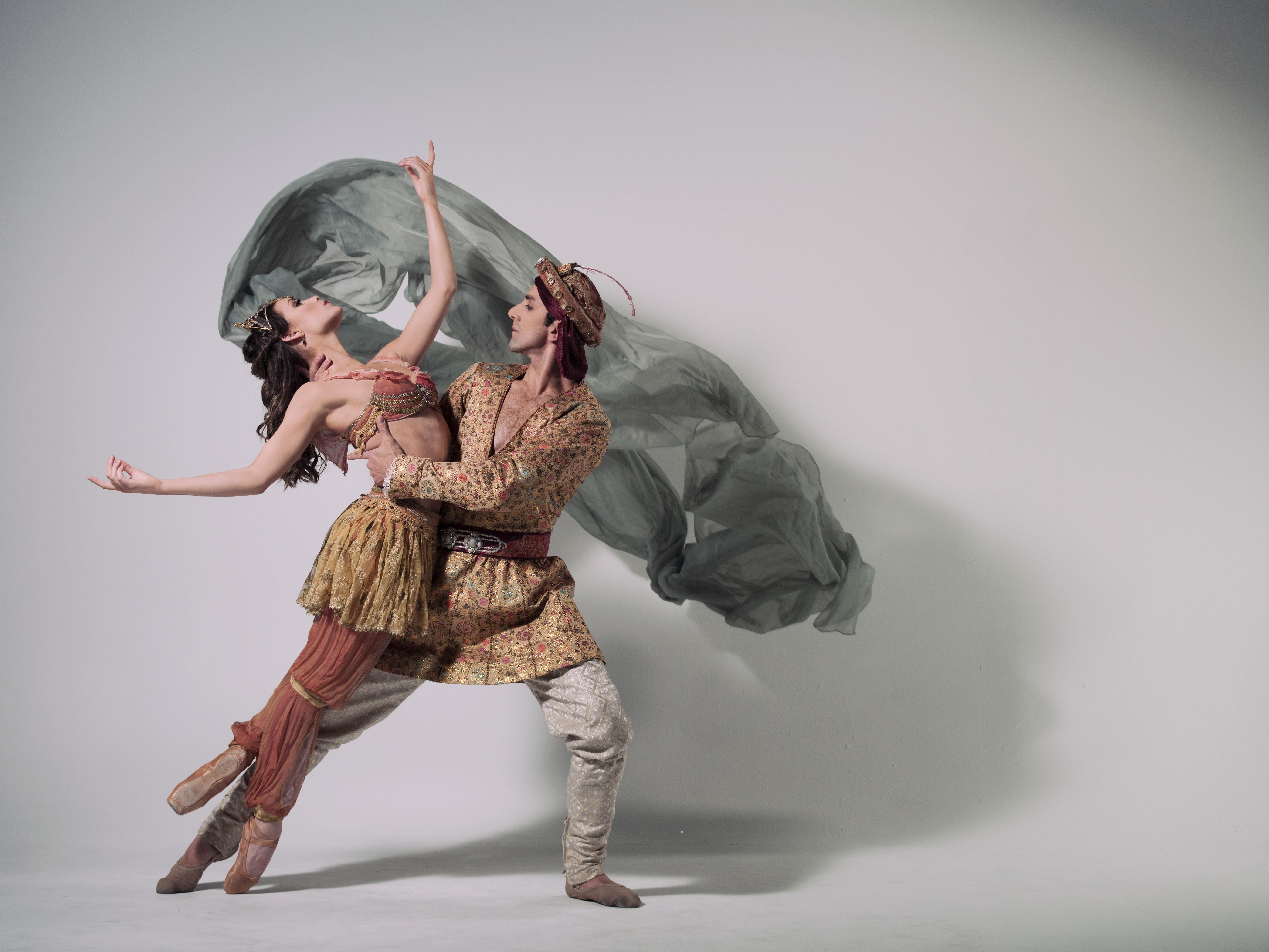 Milwaukee Ballet - Scheherazade