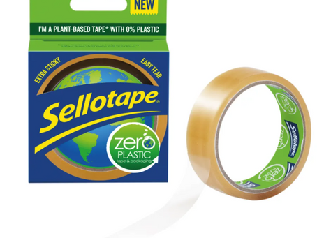 Let's Talk About Sellotape's Greenwashing