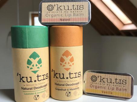 Product focus: 'ku.tis skincare