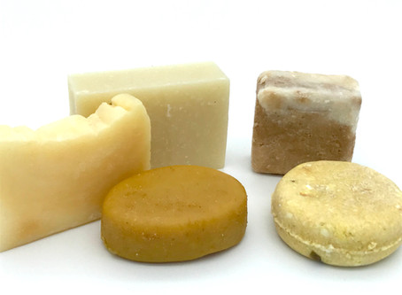 Plastic-free Swap: Shampoo & Conditioner Bars