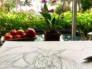 The Wayfarer - Feb 21 - Mar 4       Sargents  Fine Art, Maui