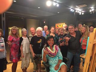 Tabora Gallery Show - Kauai 2017