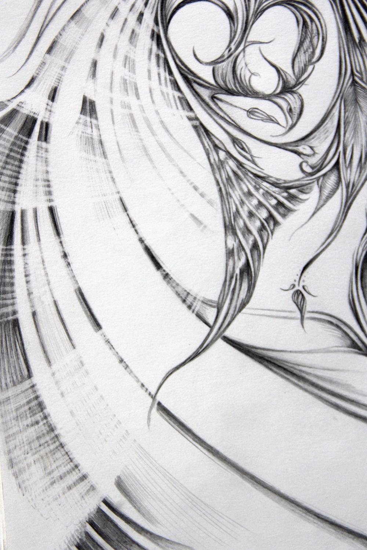 Field Sketch 6 - Detail