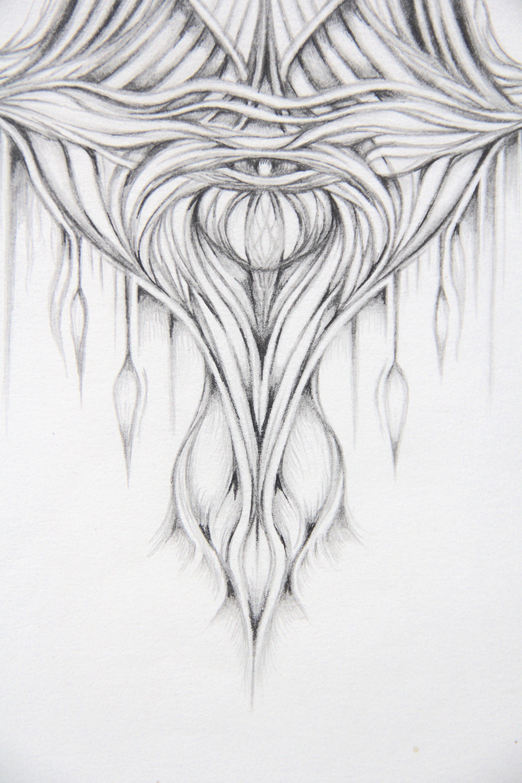 Field Sketch 9 - Detail